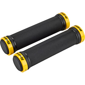 Reverse Lock-On Griffe schwarz/gelb